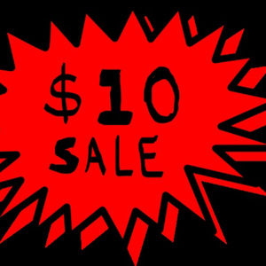 CLOSET CLEARANCE TODAY!  TONS OF ITEMS JUST $10